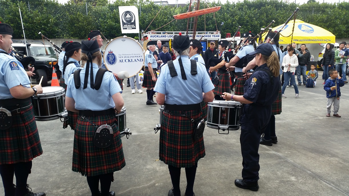 North Shore Policing Centre – Open Day – 2015