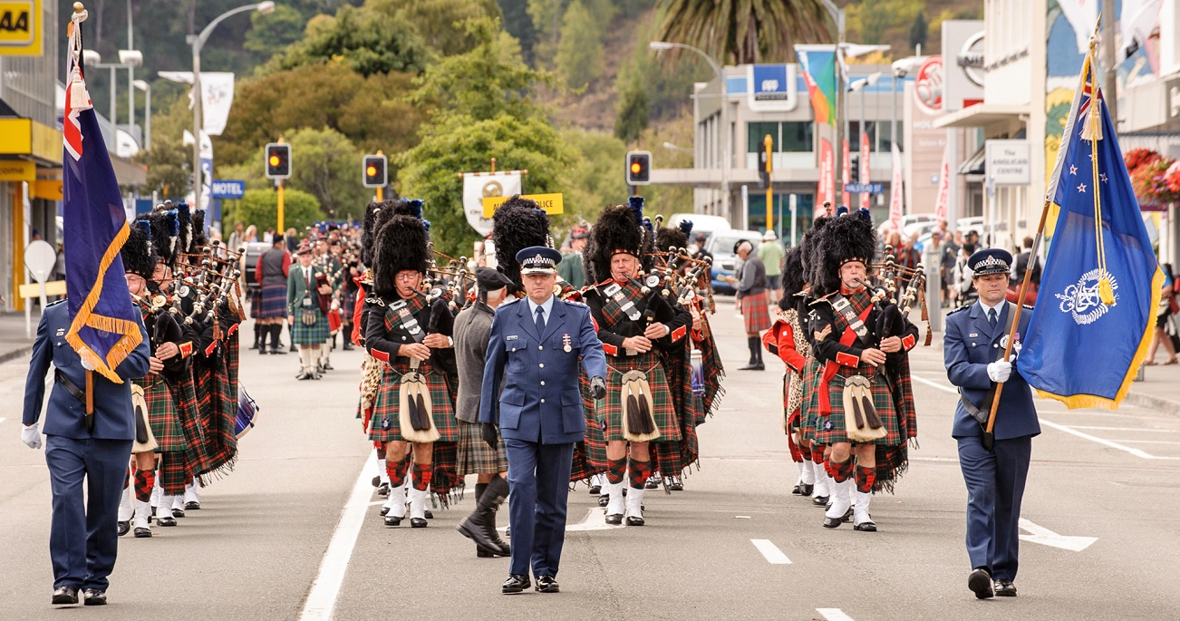 Street March Nelson - Nationals 2015